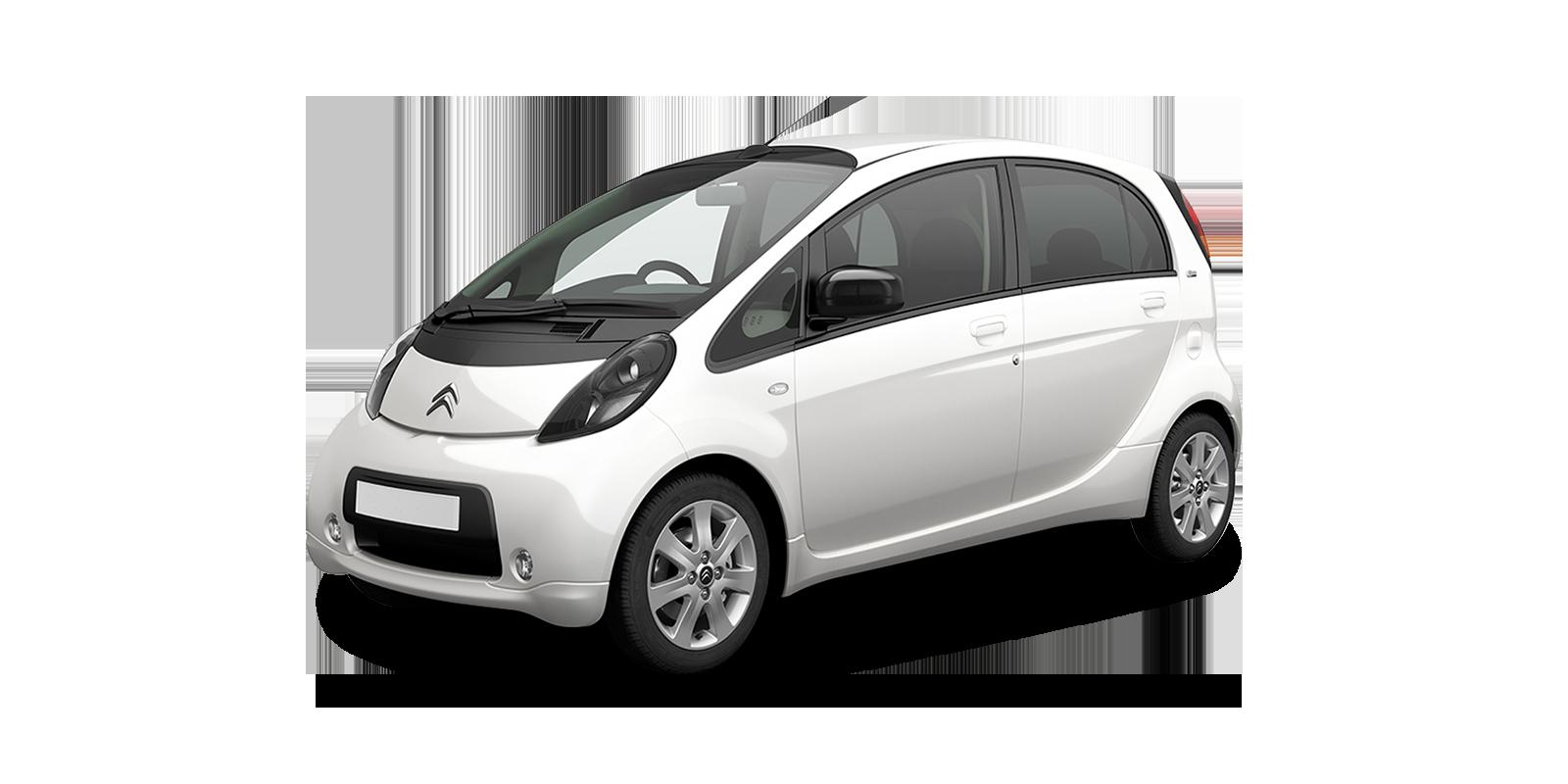 Caractéristiques de la  Citroën C-Zero électrique