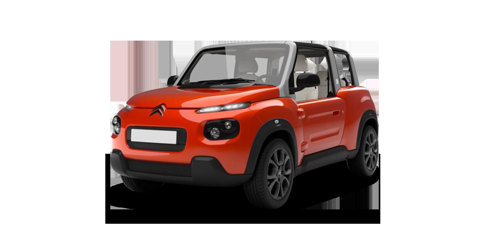 Caractéristiques de la  Citroën e-Méhari électrique