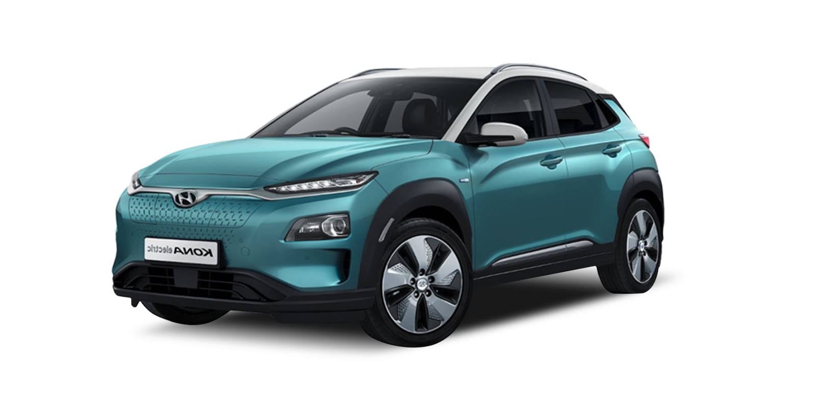 Caractéristiques de la  Hyundai Kona Electric électrique