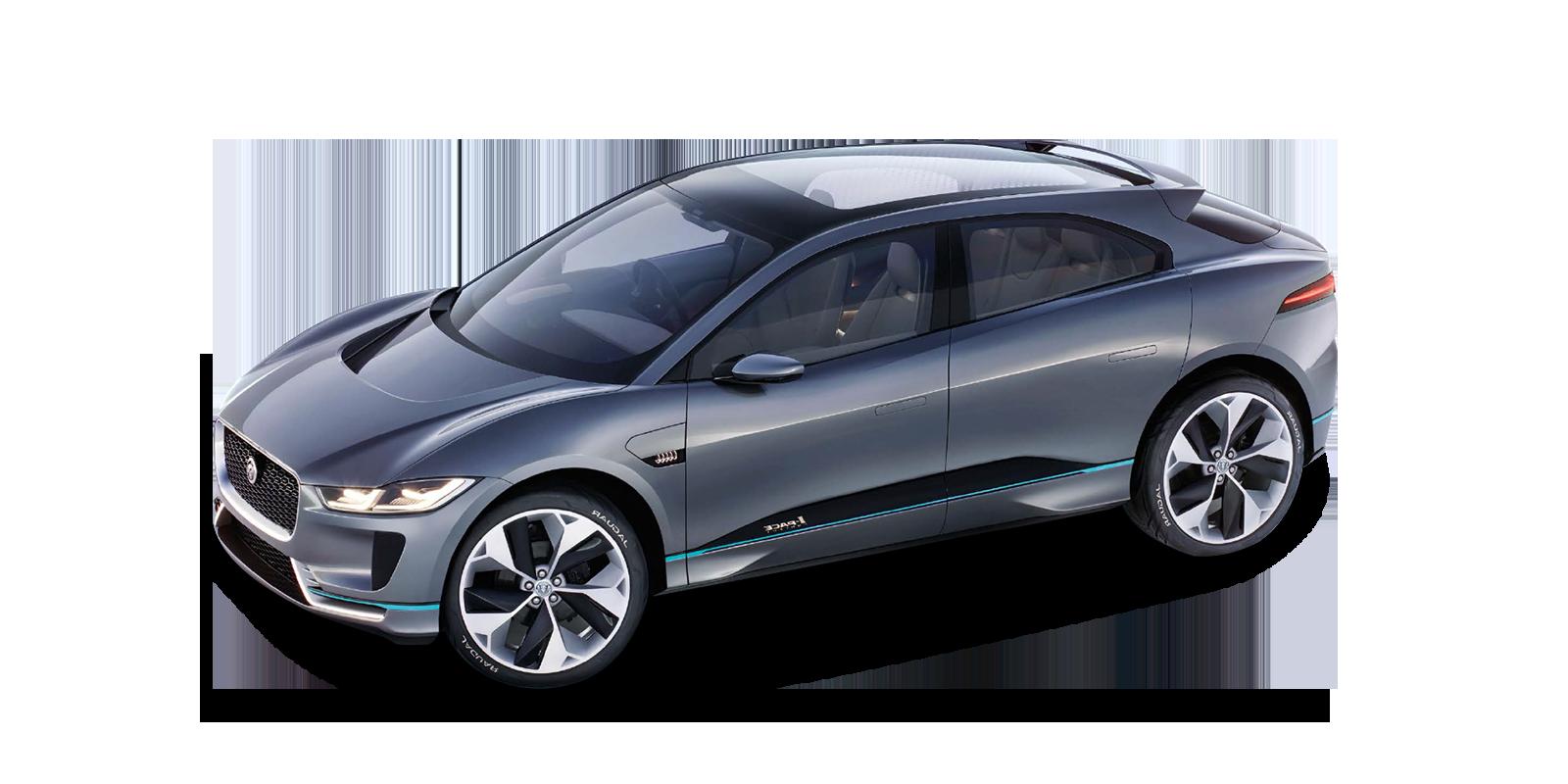 Caractéristiques de la  Jaguar I-PACE électrique