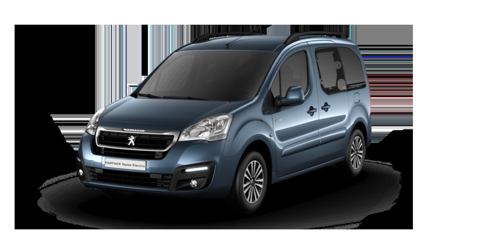 Caractéristiques de la  Peugeot e-Partner Tepee électrique