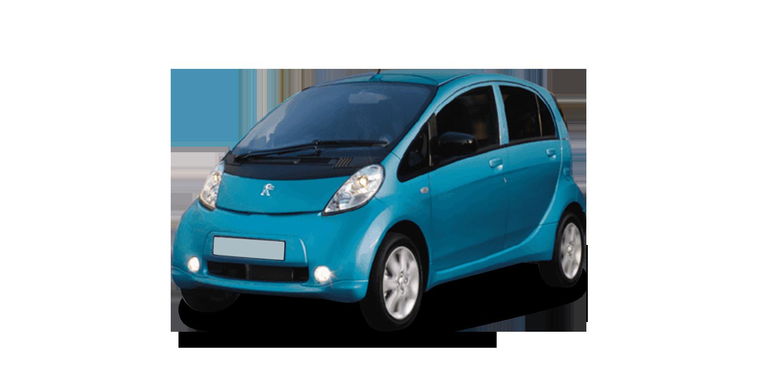 Caractéristiques de la  Peugeot iOn électrique
