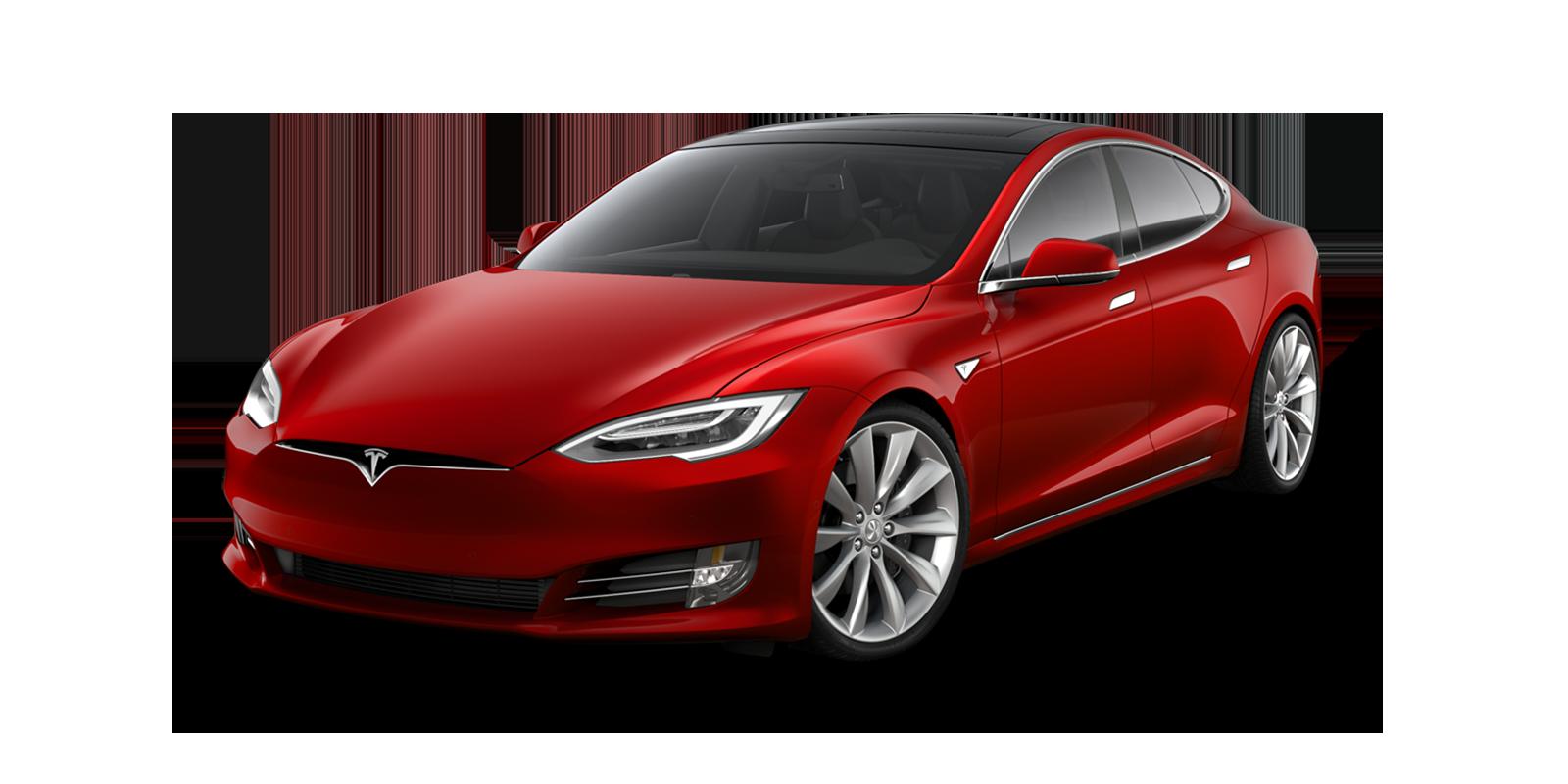 Caractéristiques de la  Tesla Model S électrique